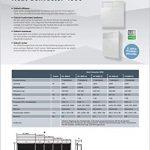 Konvektor Bosch Thermotechnik HC 4000-5 elektro Konverter, 230 V, weiß, für ca. 5 m2 Heizung 10