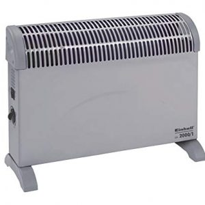 Konvektor Einhell Konvektor CH 2000/1 (230 V, 2000 Watt max., 3 Heizstufen, stufenl. Thermostatregler, Befestigung als Wandheizung… Heizung