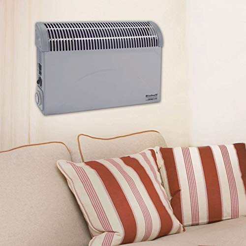 Konvektor Einhell Konvektor CH 2000/1 TT (230 V, 2000 Watt max., 3 Heizstufen, stufenl. Thermostatregler, Befestigung als Wand… Heizung 4