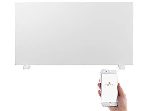 Konvektor Sichler Haushaltsgeräte Konvektor Heizung: Extraflache Konvektorheizung mit App, komp. zu Alexa & Google, 2.000 W… Heizung 2