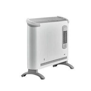 Konvektor ewt Konvektionsheizung / Heizgerät Clima 281 TSF, mobile Elektroheizung mit Turbo-Gebläse, Standheizung für gleichmäßige… Heizung